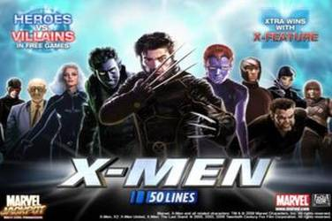 X-men 50 line