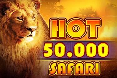 Hot safari scratchcard