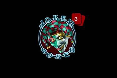 Joker poker 3 hand