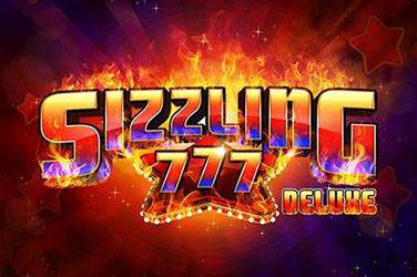 Sizzling 777 deluxe