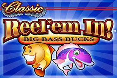 Reel 'em in big bass bucks