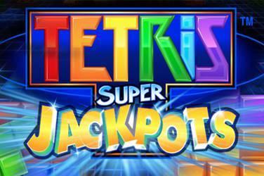 Tetris super jackpots