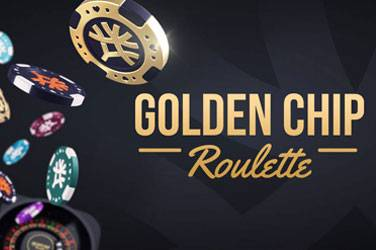 Golden chip roulette
