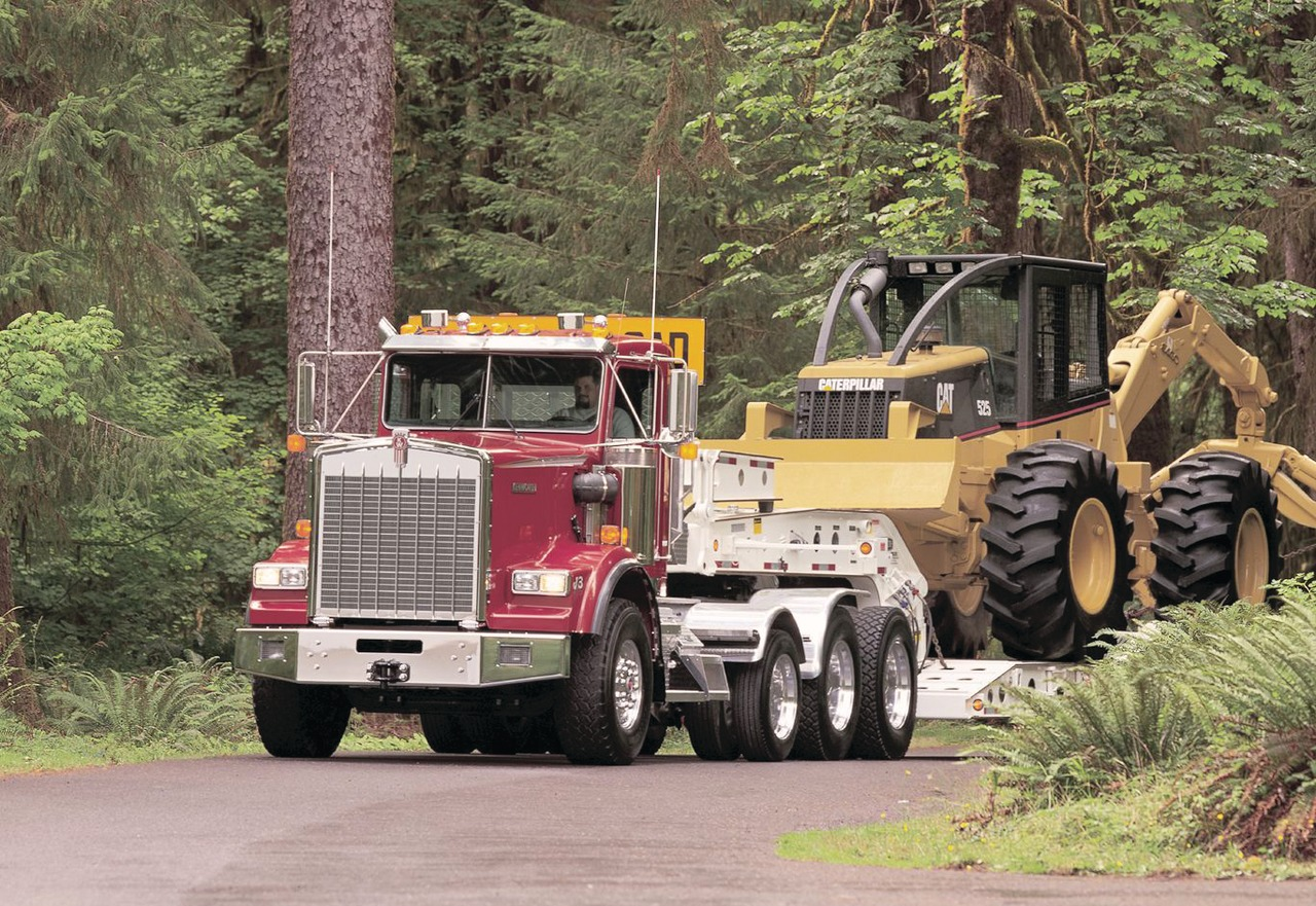 hight resolution of t800 featuring cat c15 600 hp or 625 hp engine kenworth truck company