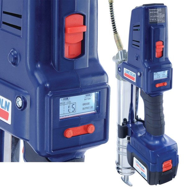 Lincoln Lubrication Systems 18v Lithium-ion Powerluber