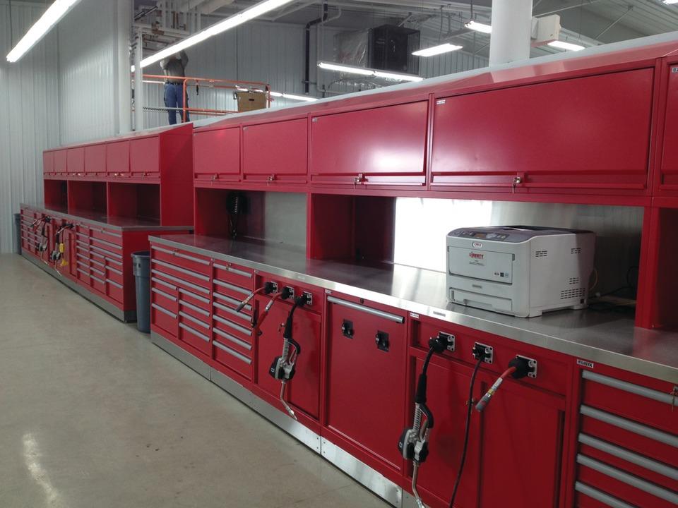 BigTime Tool Boxes Lista Gateway Automotive