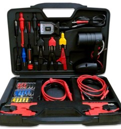 the strategic tools equipment sensor and ecu test lead kit no aslk12 contains 14 pre assembled y test harnesses with ford applications  [ 960 x 904 Pixel ]
