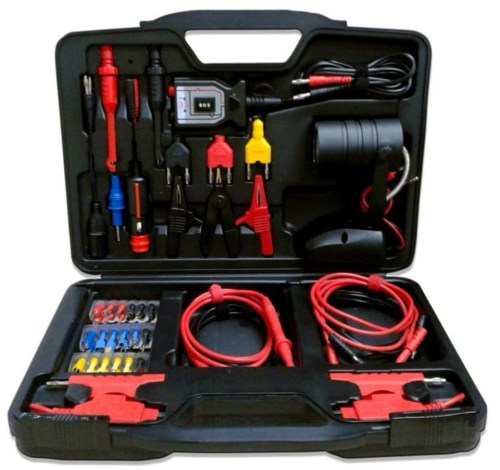 small resolution of the strategic tools equipment sensor and ecu test lead kit no aslk12 contains 14 pre assembled y test harnesses with ford applications