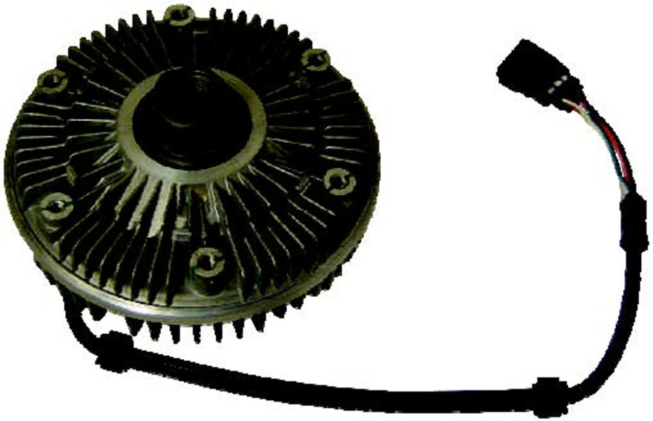 hight resolution of cummins engine fan clutch diagram