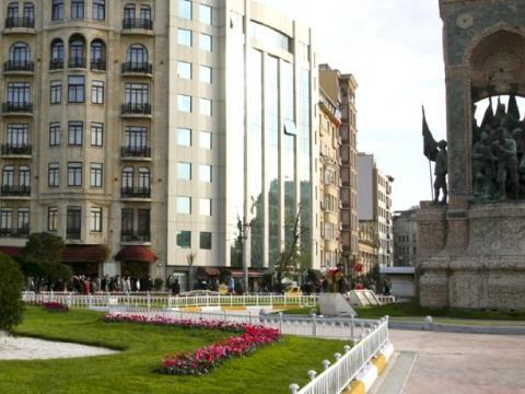 Golden Park Hotel Taksim Istanbul Turkey