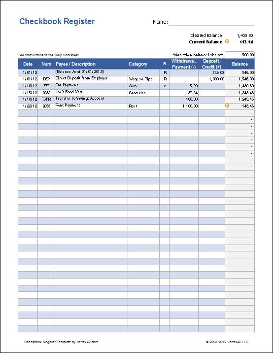20+ Budget Templates for Excel - Vertex42.com