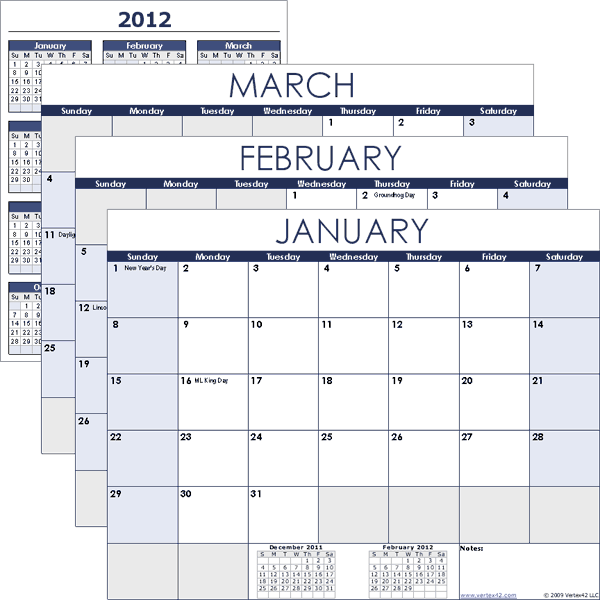monthly schedule template excel - April.onthemarch.co