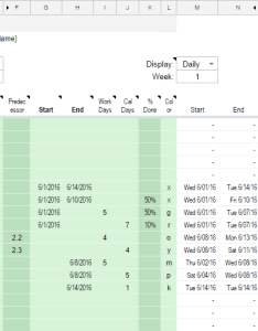 Gantt chart template pro for google sheets screenshot also excel rh vertex