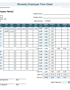 Time sheet template with breaks also for excel timesheet calculator rh vertex
