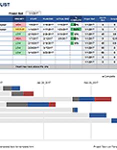 Spreadsheet task list with gantt chart also free template for excel rh vertex
