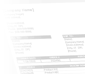 Free Packing Slip Template for Excel and Google Sheets