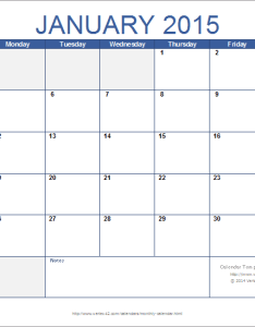 Monthly calendar also free template for excel rh vertex