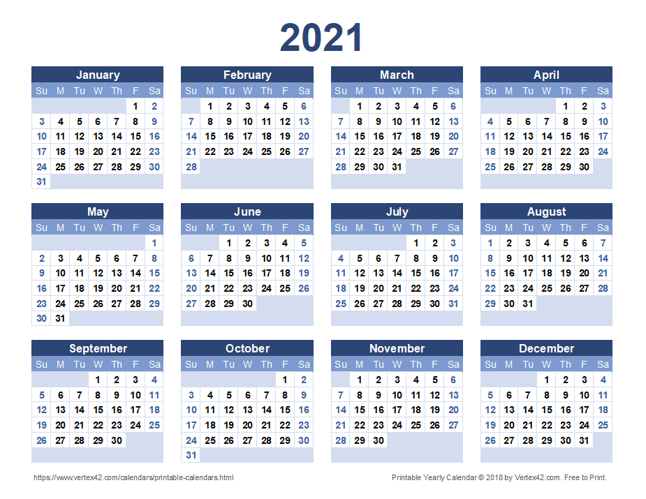 Our editors independently research, test, and recommend the best products; 2021 Calendar Templates and Images