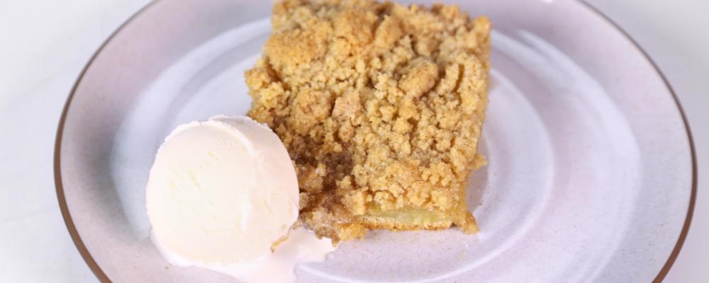 the best apple crumb cake recipe ndash recipes food blog