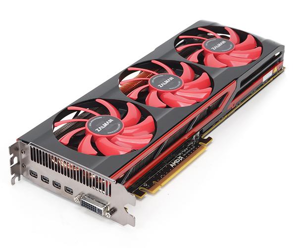 ZALMAN Joins the Radeon HD 7990 Party | VideoCardz.com