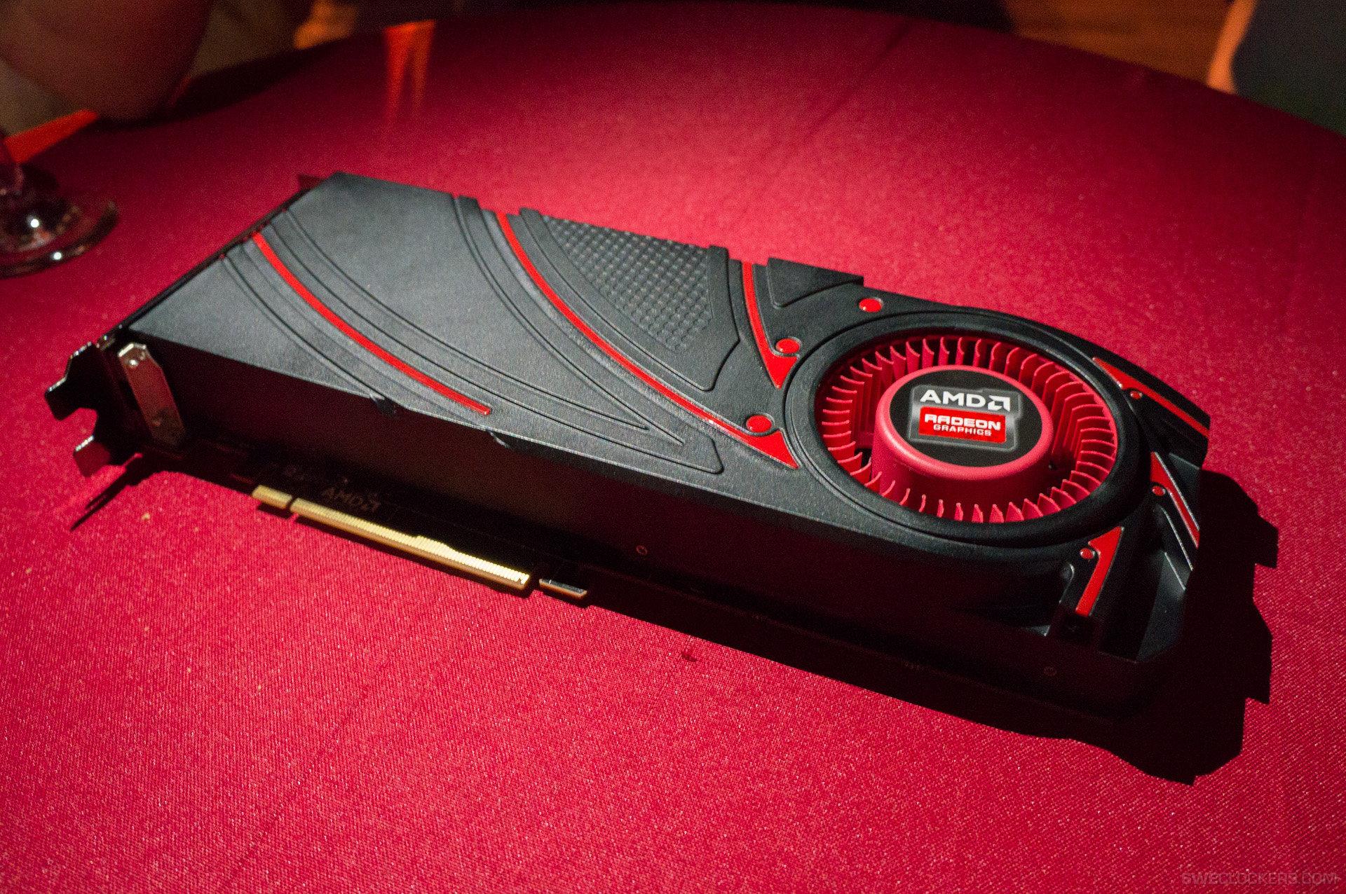 AMD Radeon R9 290X Gallery