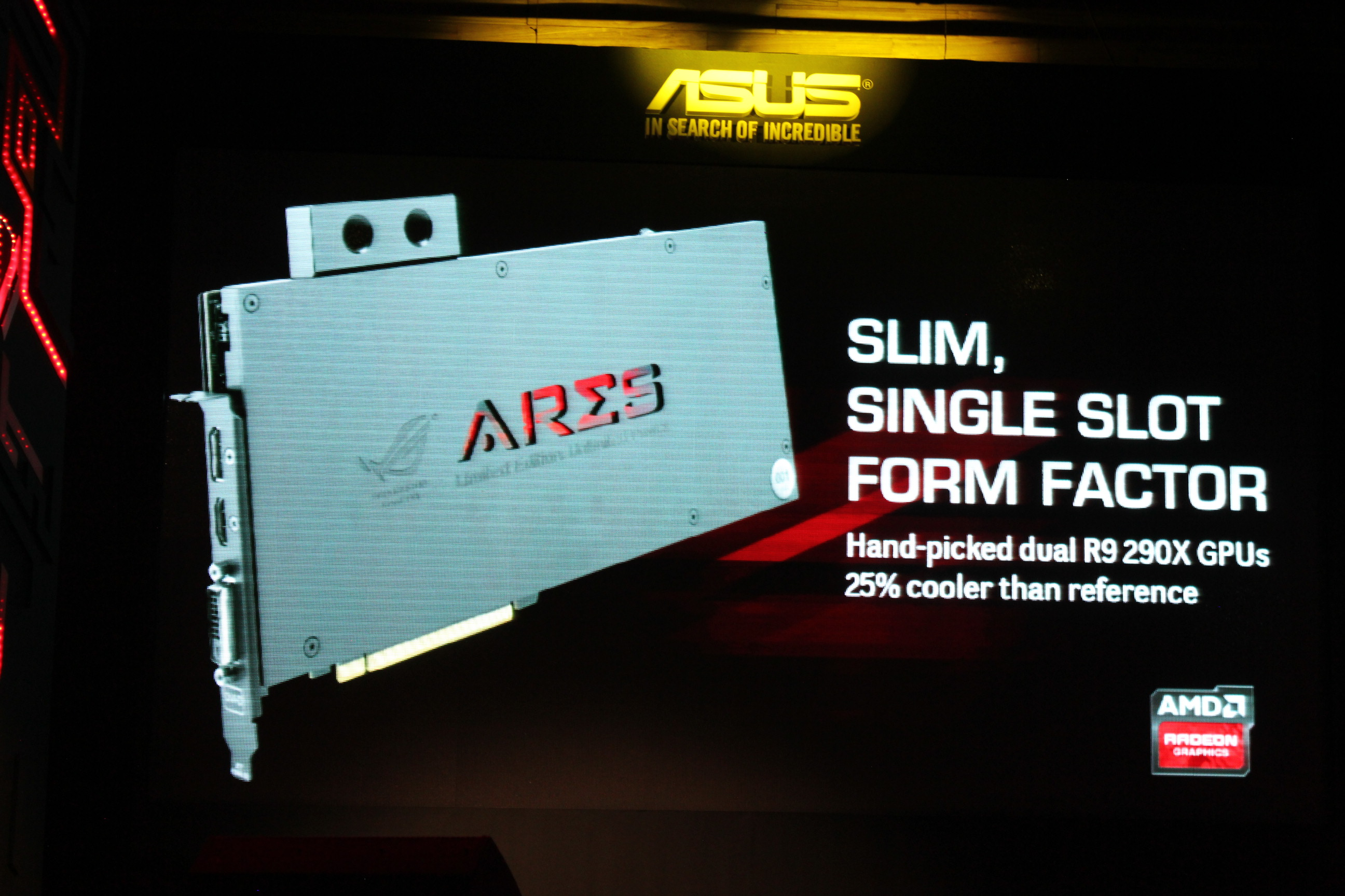 ASUS Announces ROG ARES III
