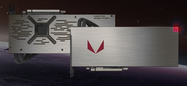 AMD Radeon Vega Frontier Edition Liquid Cooled At least 3 SKUs of the AMD Vega series to be rolled out at the upcoming SIGGRAPH event, as suggested by the rumors