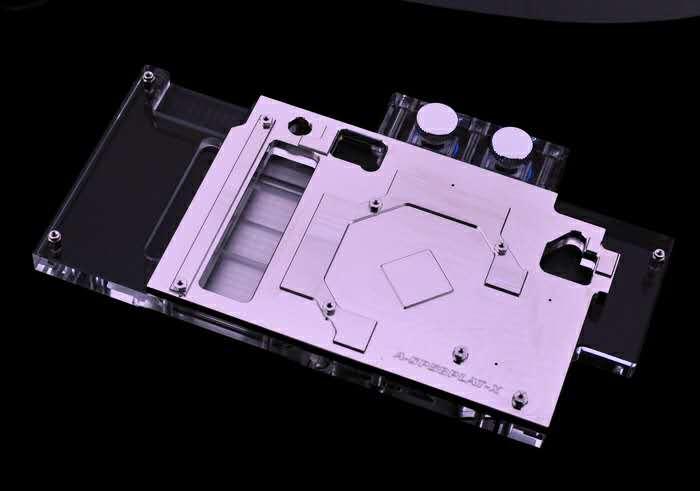 BYKSKI announces water block for Sapphire RX580 NITRO