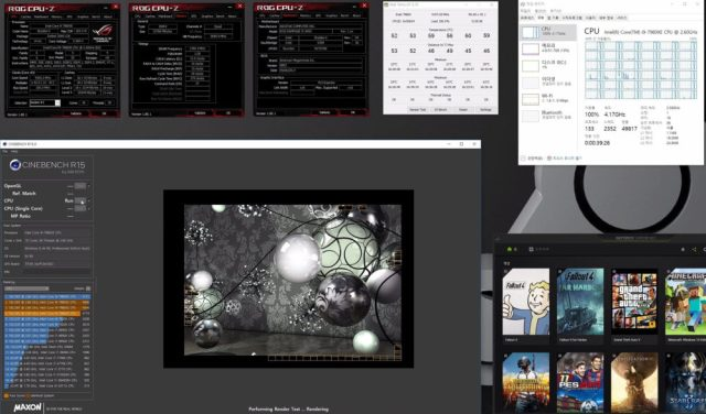 Core i9 7980XE Cinebench 1000x588 Intel Core i9 7980XE benchmark results   Is the processor worth 2,000 USD?