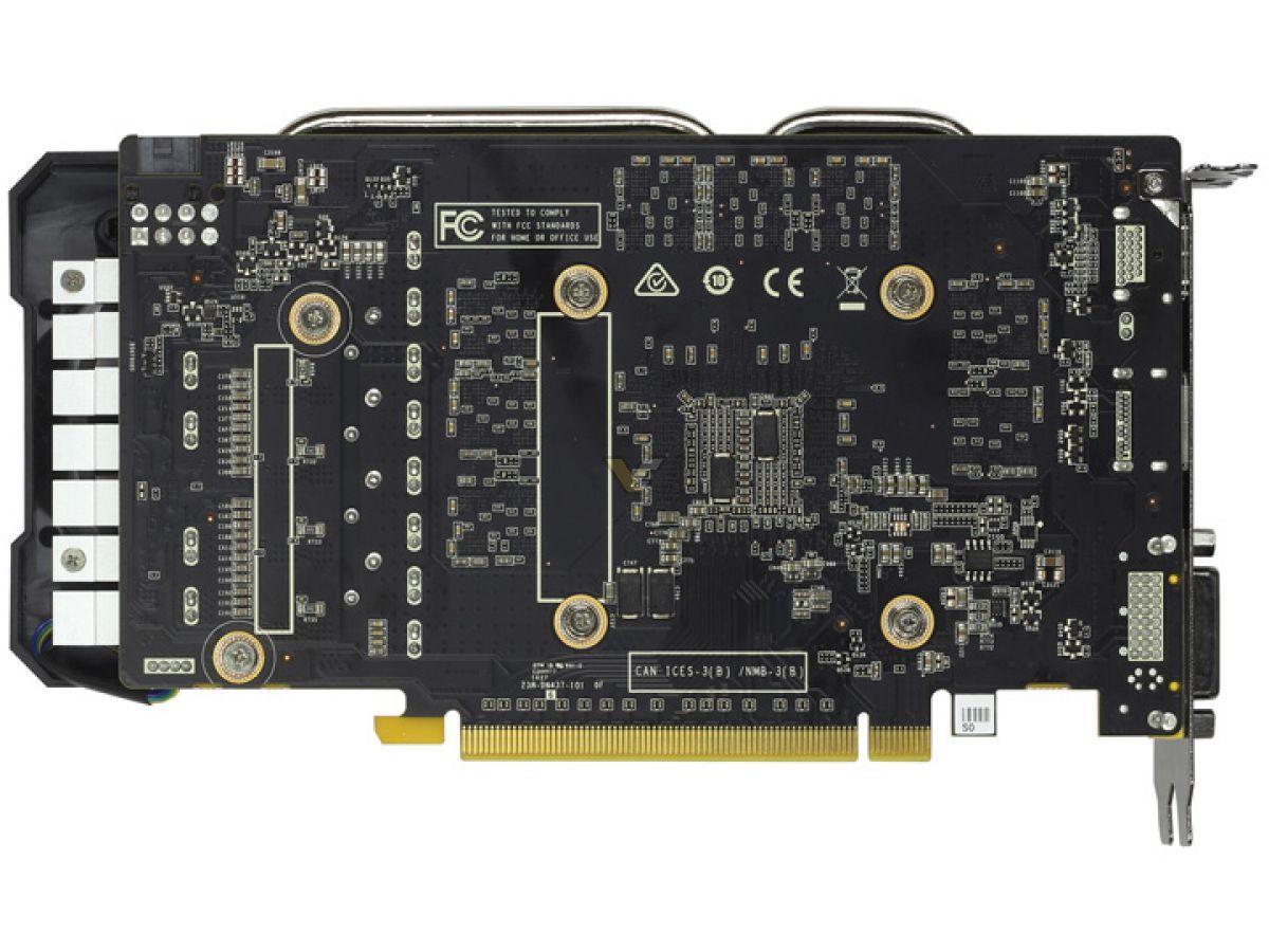 ZOTAC GeForce GTX 1060 6GB Galaxy HB   VideoCardz.net