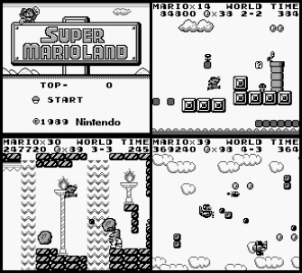 Super Mario Land review of the Game Boy classic