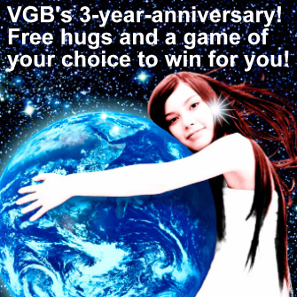 Celebrate 3 years of VGB Win a game of your choice