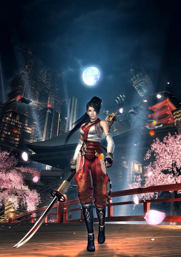 Cherry Blossom Wallpaper Hd Ninja Gaiden Sigma 2 Characters List