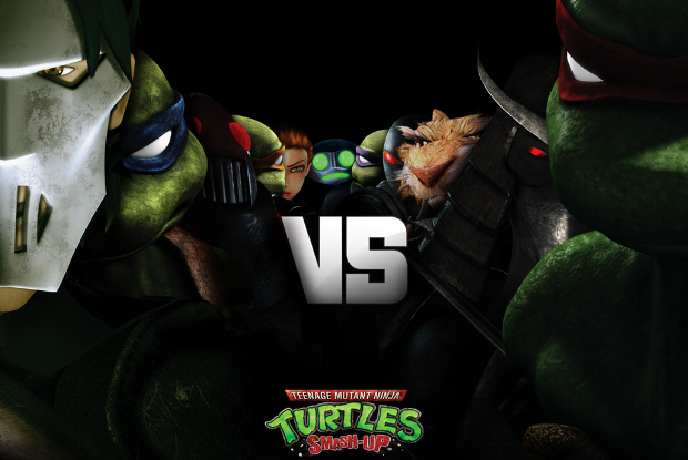 TMNT Smash Up No Longer Wii Exclusive Also On PS2 When
