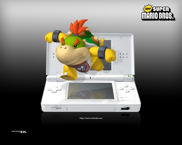 New Super Mario Bros Bowser Jr Music - Year of Clean Water