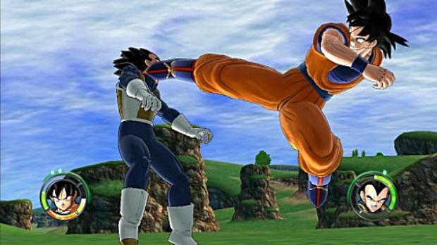 Dragon Ball Z: Tenkaichi Tag Team Announced For PSP. Due