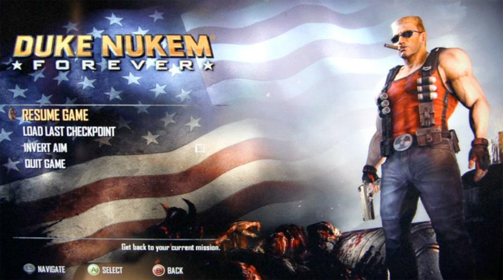 Duke Nukem Forever Development Continued By 2K Games