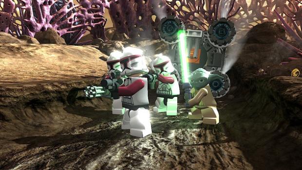 LEGO Star Wars III: The Clone Wars Release Date Is March