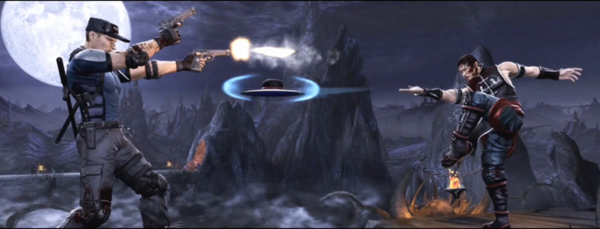 Kombat 10 Shao Mortal Kahn