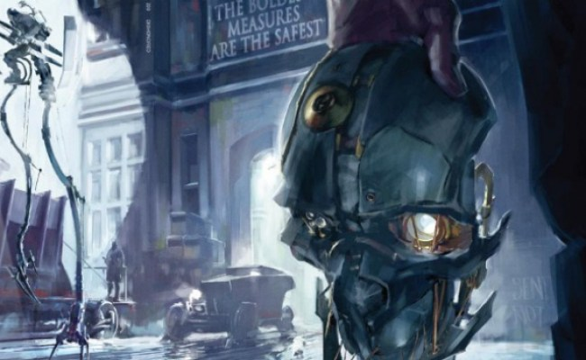 Dishonored Fps Announced By Bethesda For Xbox 360 Ps3 Pc