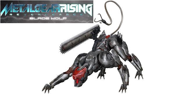 Metal Gear Rising Revengeance Blade Wolf Walkthrough