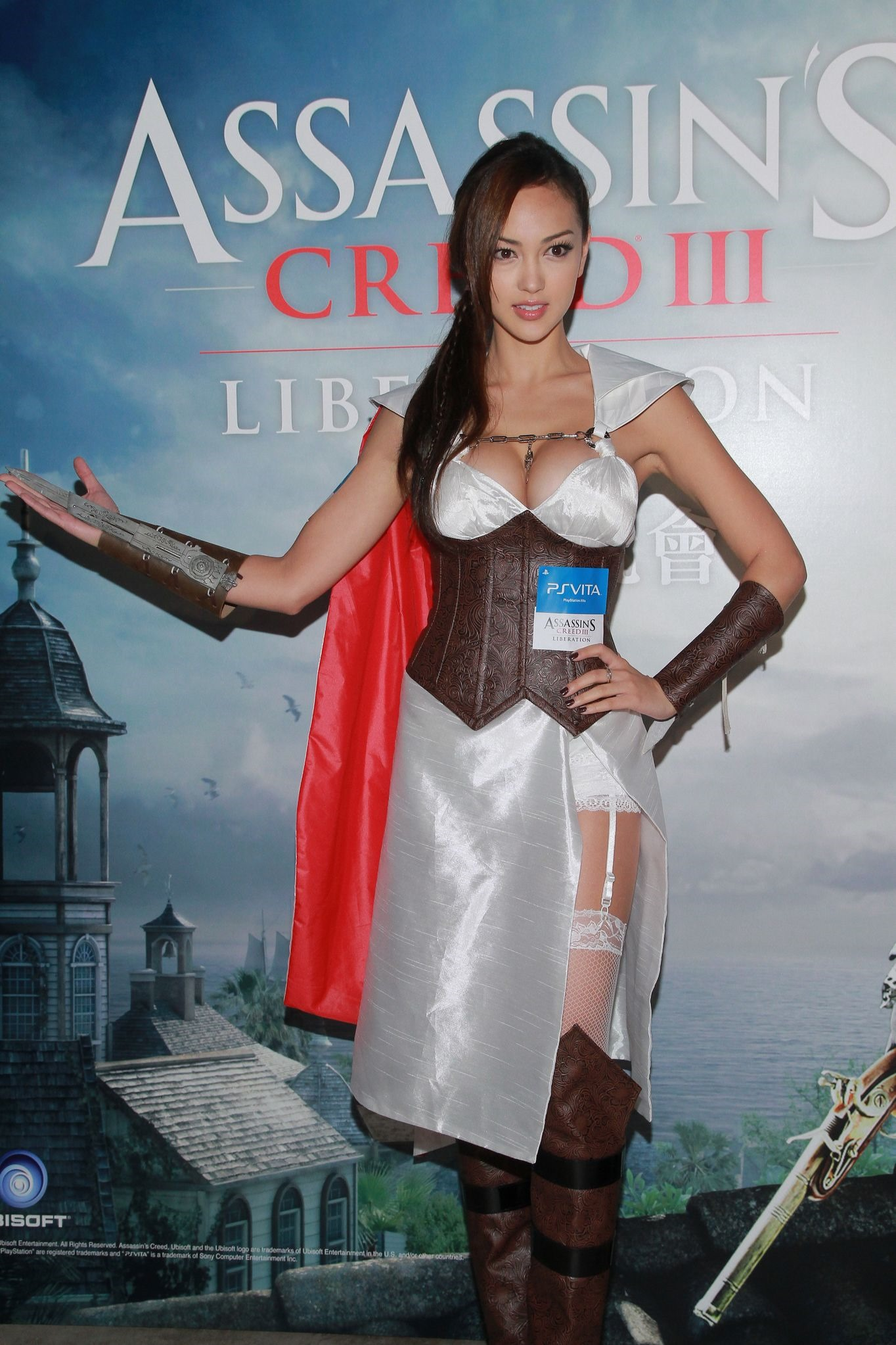 Assassins Creed III Liberation Cosplay