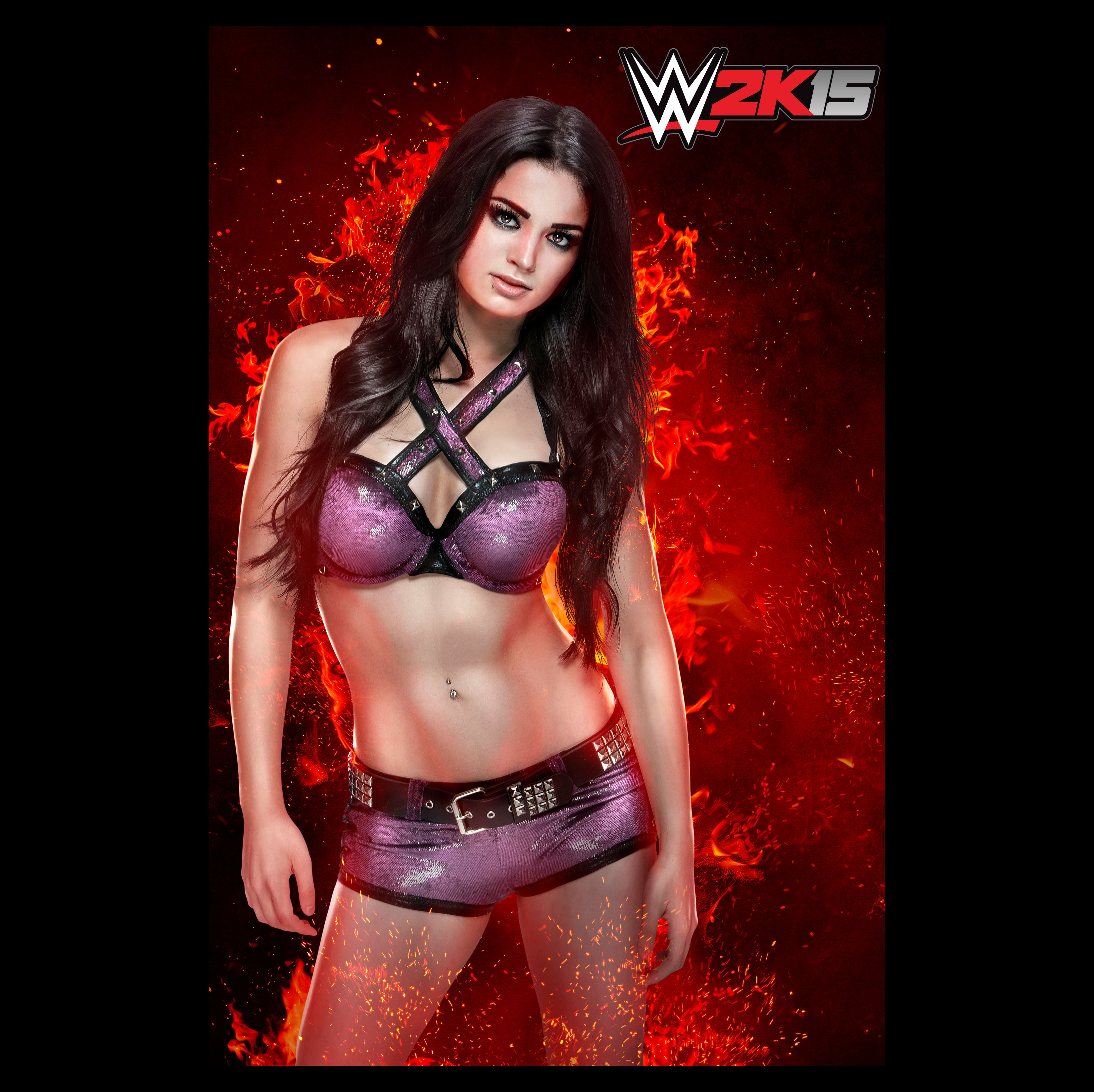 WWE 2K15 How To Get Paige