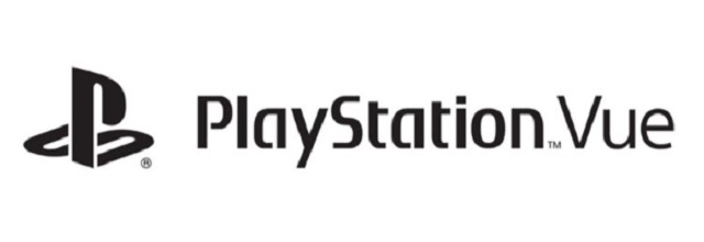 PlayStationVue Logo Banner Artwork