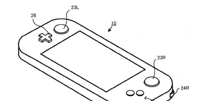 Nintendo NX Rumors Roundup: Rotational Shoulder Buttons