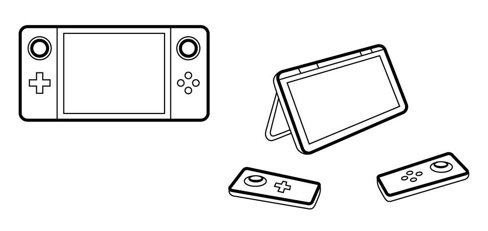Nintendo NX Design Concept