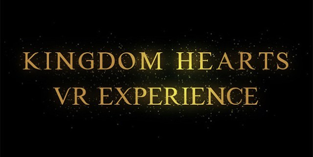 Kingdom Hearts VR Experience Banner
