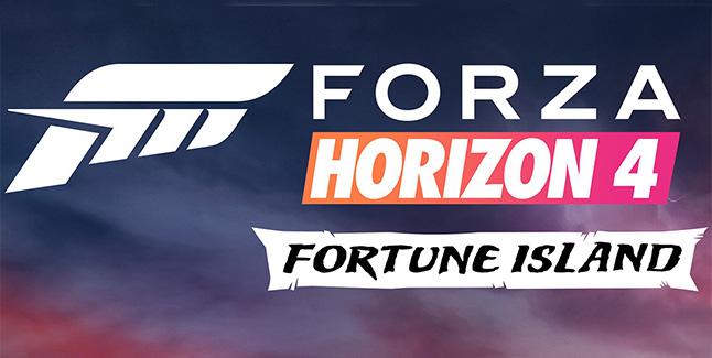 Forza Horizon 4 DLC Fortune Island Release Date