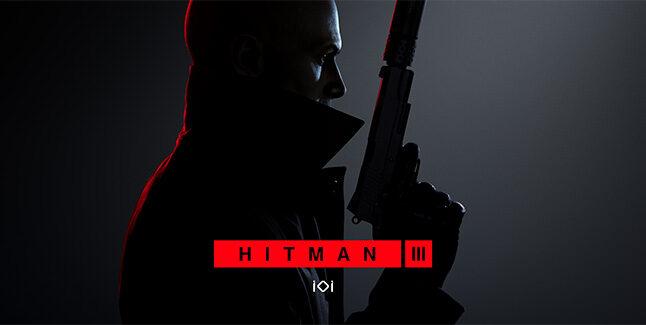 Hitman III Banner