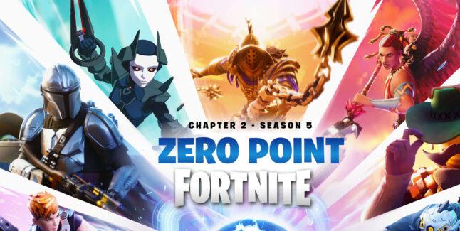 Fortnite Chapter 2 Season 5 Week 7 Challenges Guide